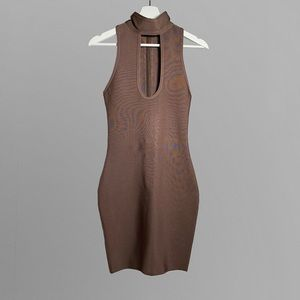 Mistress Rocks Bandage bodycon Dress Size M